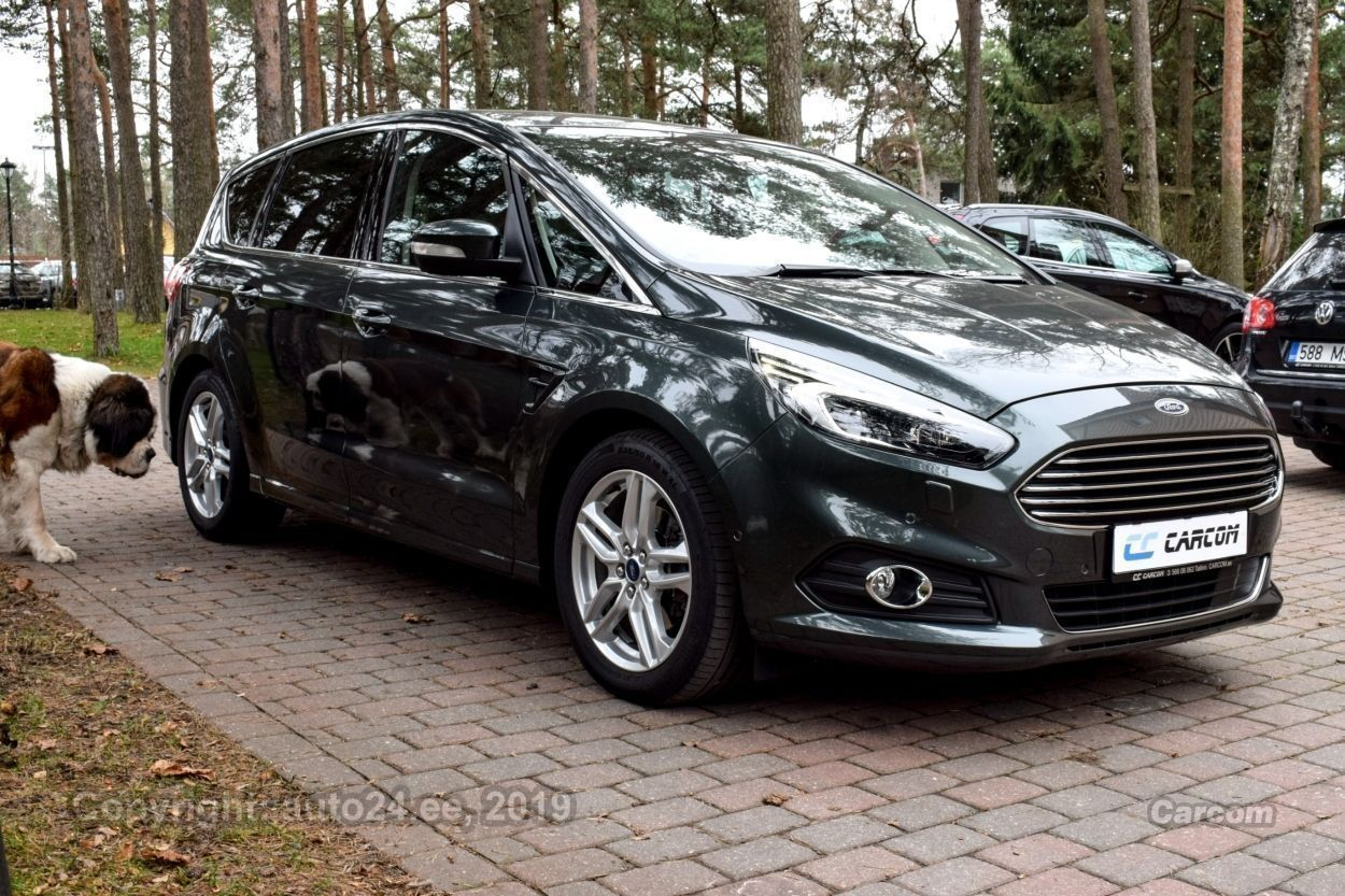 Ford S-MAX Titanium Advanced Safety Winter 2.0 EcoBoost 177kW