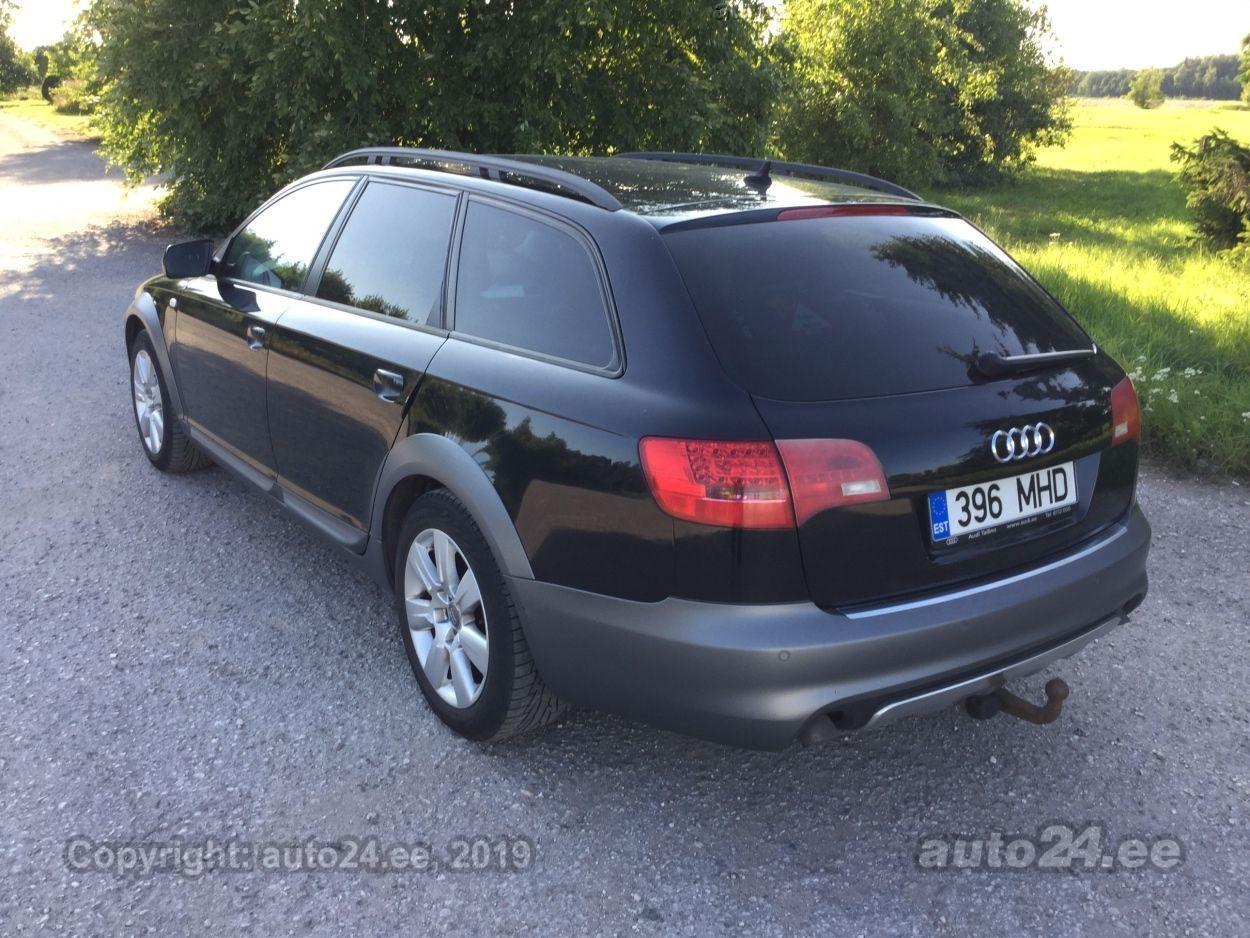 Audi A6 allroad QUATTRO 3.0 171kW