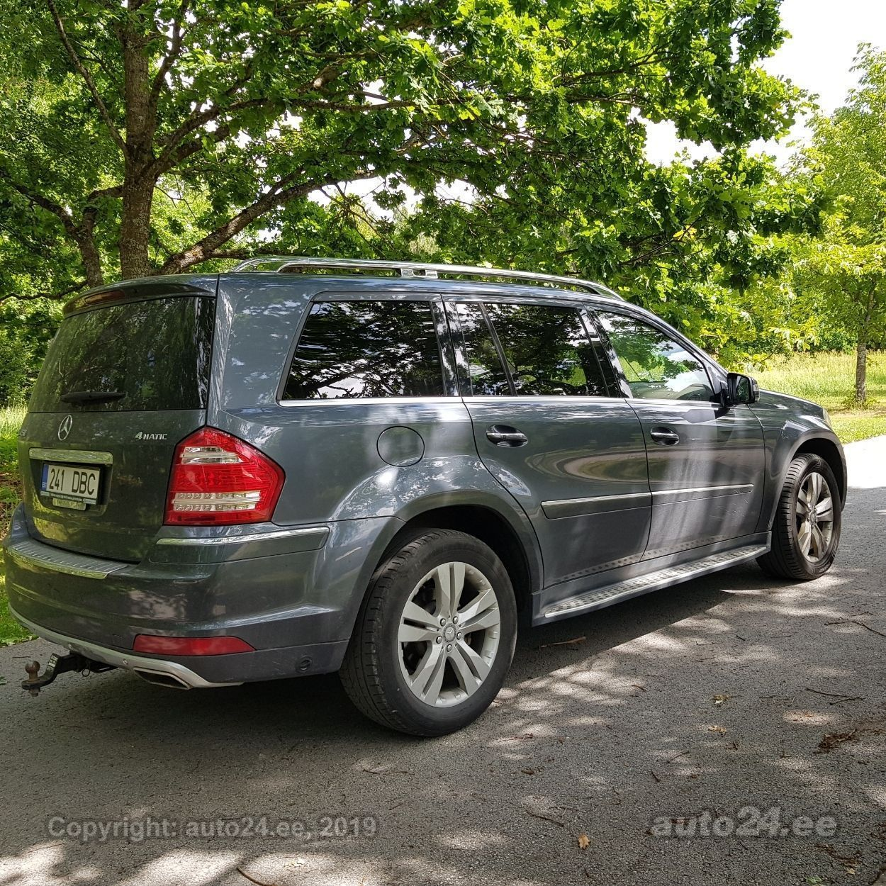 Mercedes-Benz GL 450 Facelift 4.7 250kW