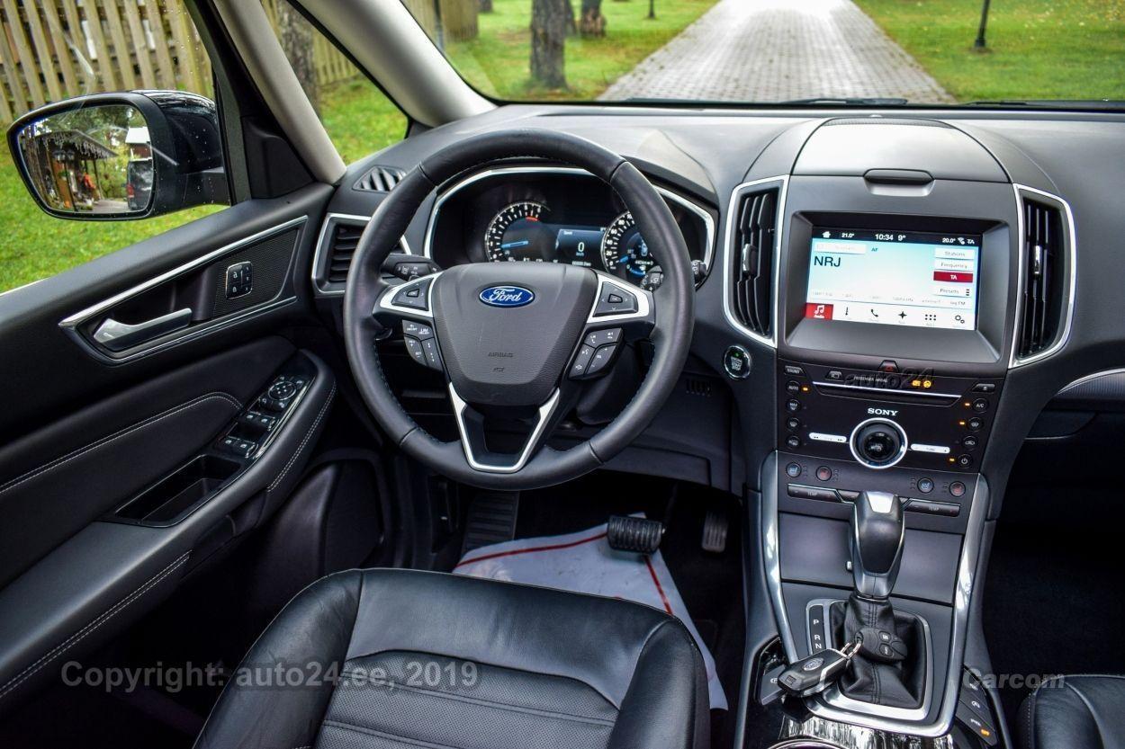Ford Galaxy TITANIUM Advanced Safety Winter MY 2017 2.0 Bi-TDCi 155kW