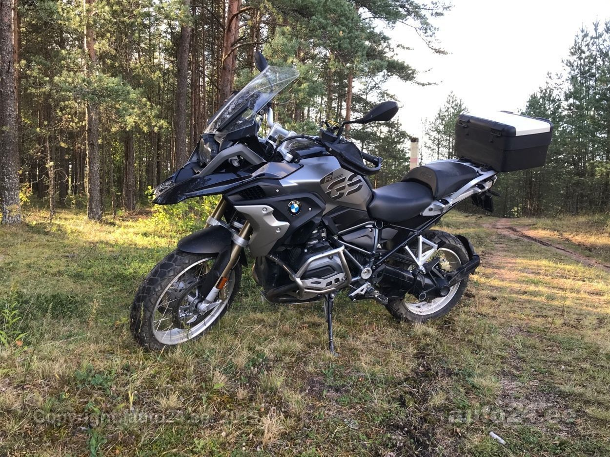 BMW R 1200 GS LC 92kW