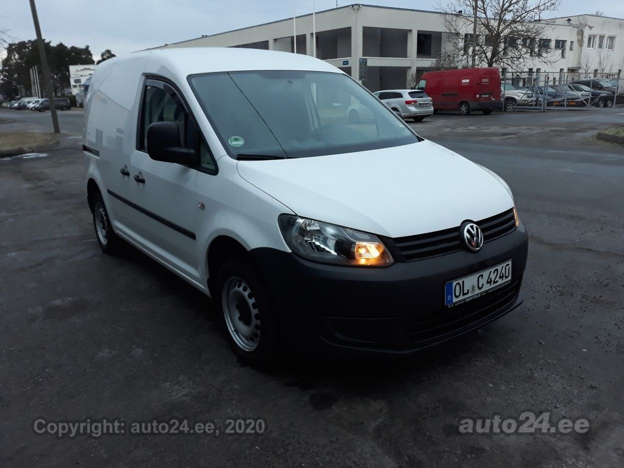 Volkswagen Caddy 1.6 R4 75kW