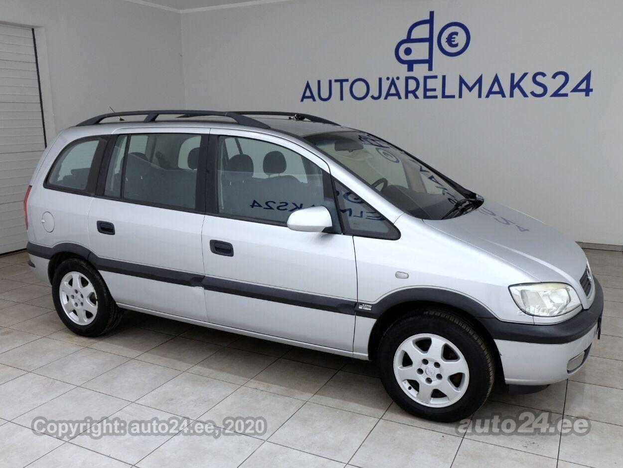 Opel Zafira Comfort - Photo