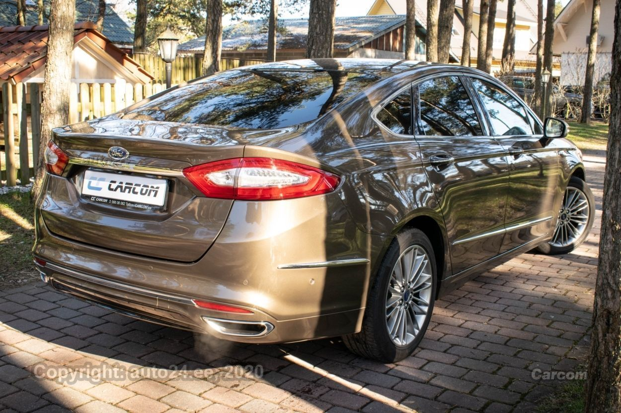 Ford Mondeo Vignale Luxury Safety Winter MY 2017 2.0 TDCi 132kW