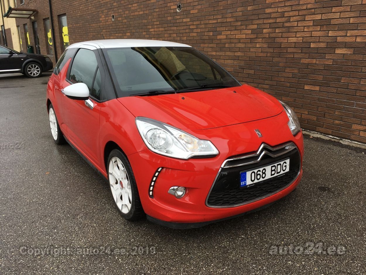 Citroen DS3 1.6 88kW