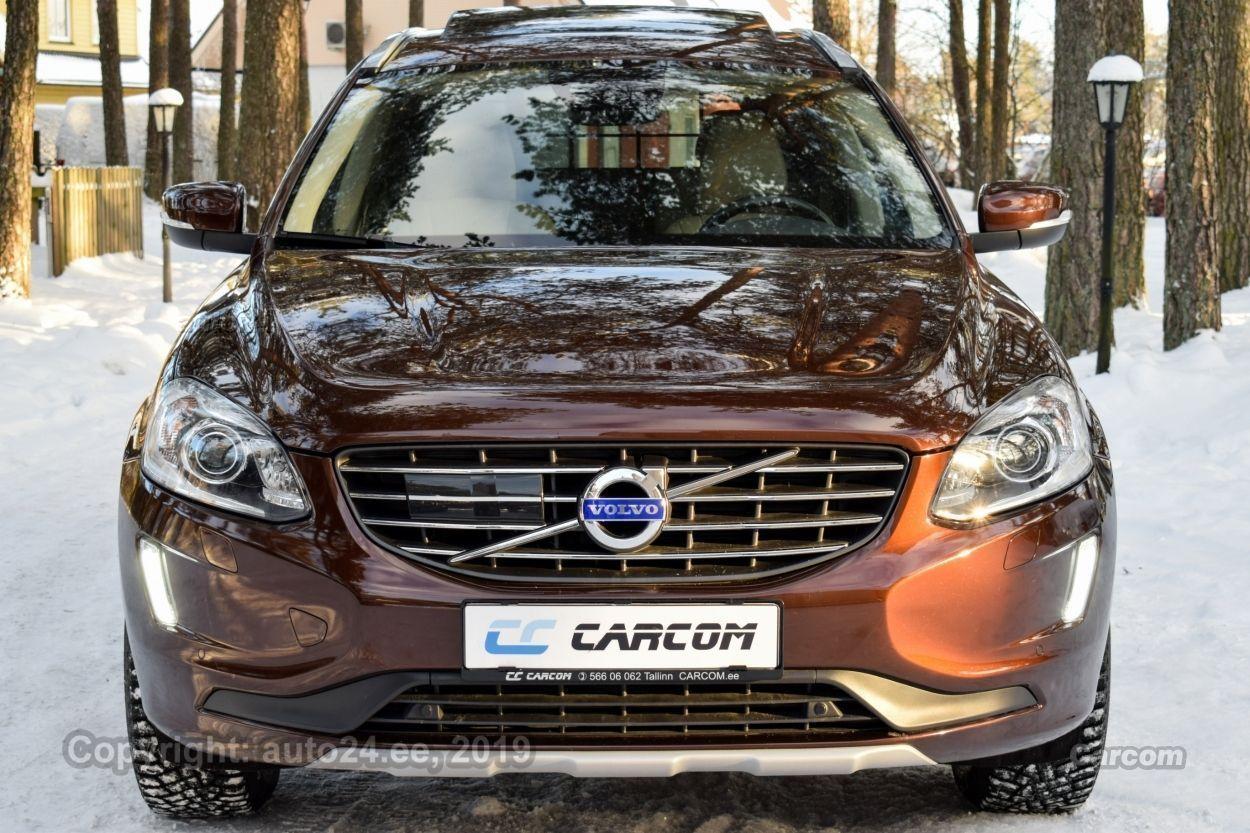 Volvo XC60 AWD SUMMUM Intelli SAFE PRO WINTER MY 2017 2.4 D4 140kW