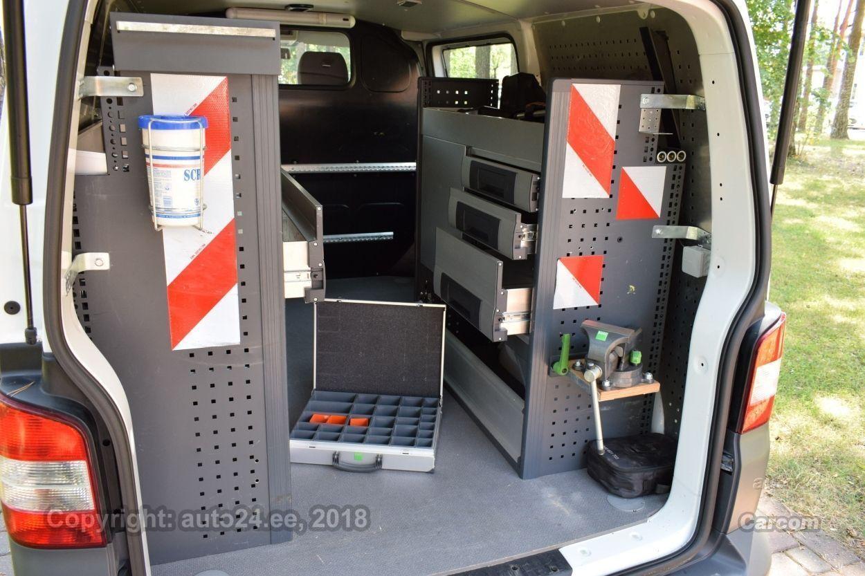 Volkswagen Transporter 4MOTION L1H1 SERVICE LINE 2.0 TDI 103kW