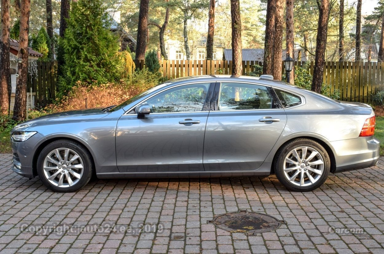 Volvo S90 AWD Intelli SAFE PRO Business PRO B&W 2.0 D5 173kW
