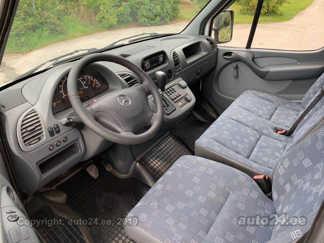 Mercedes-Benz Sprinter 316 CDI MAXI 3.0 115kW