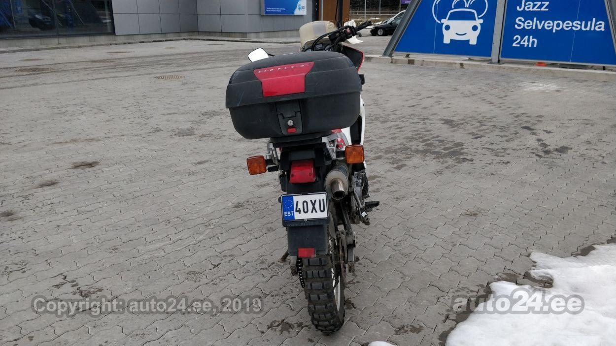 Yamaha XTZ 660 Tenere 35kW
