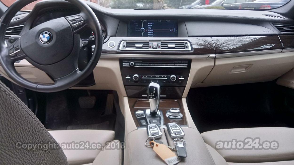 BMW 740 3.0 240kW