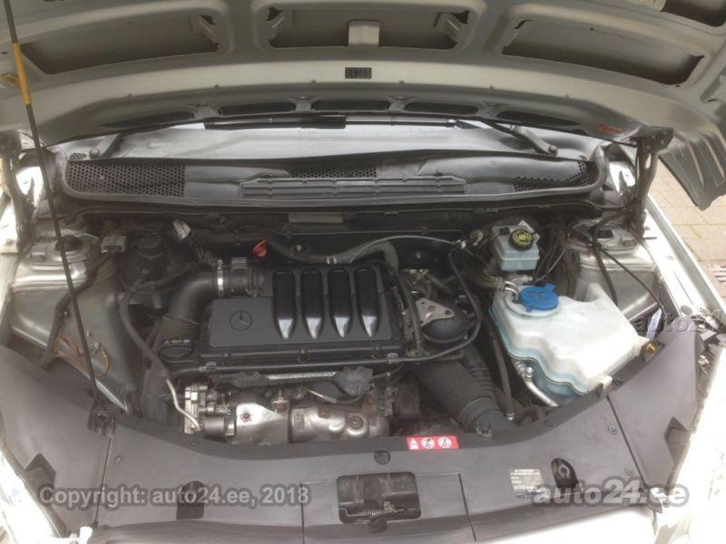 Mercedes-Benz B 180 1.8 80kW