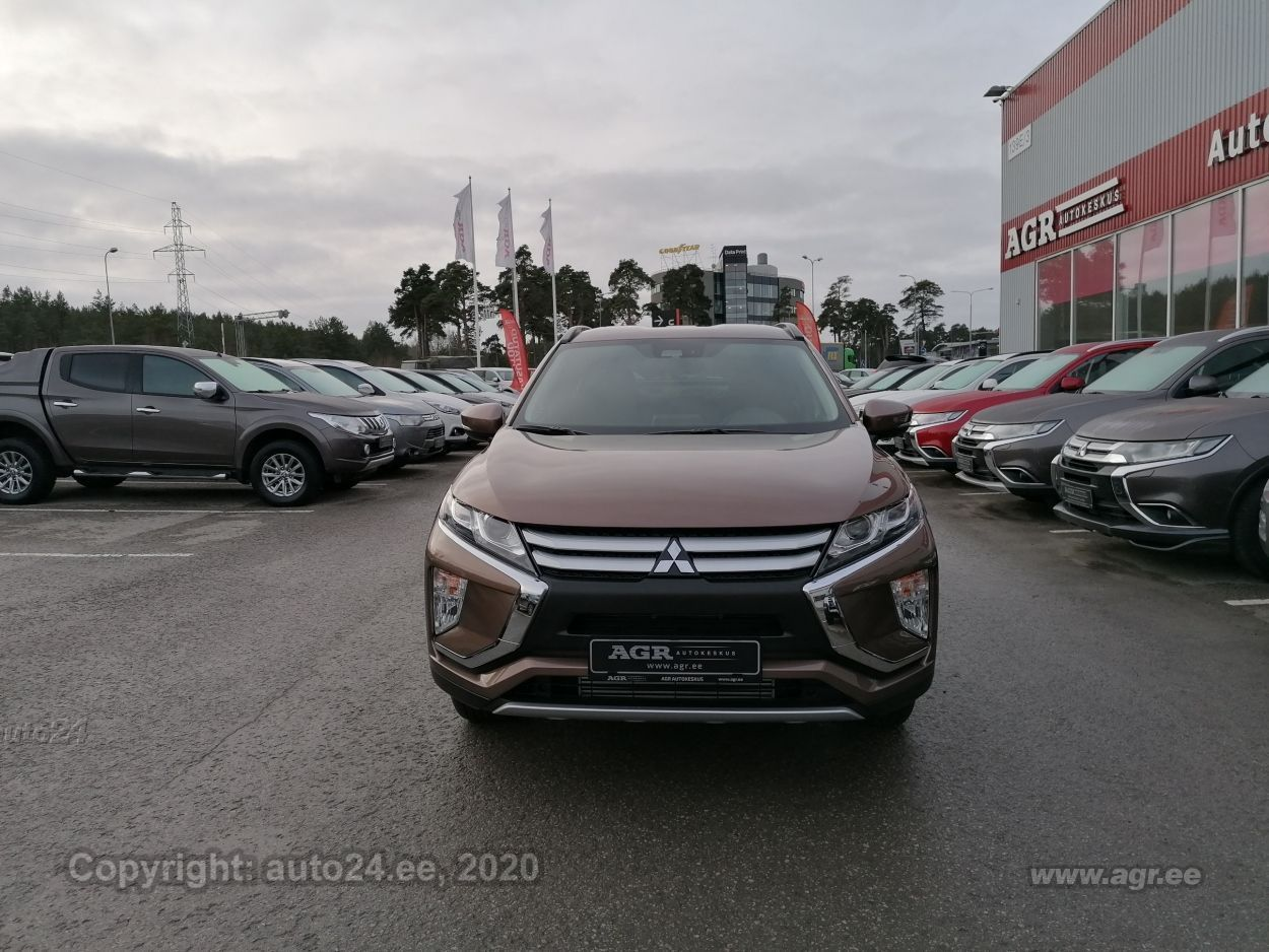 Mitsubishi Eclipse Cross Invite CVT 2WD 1.5 T 120kW