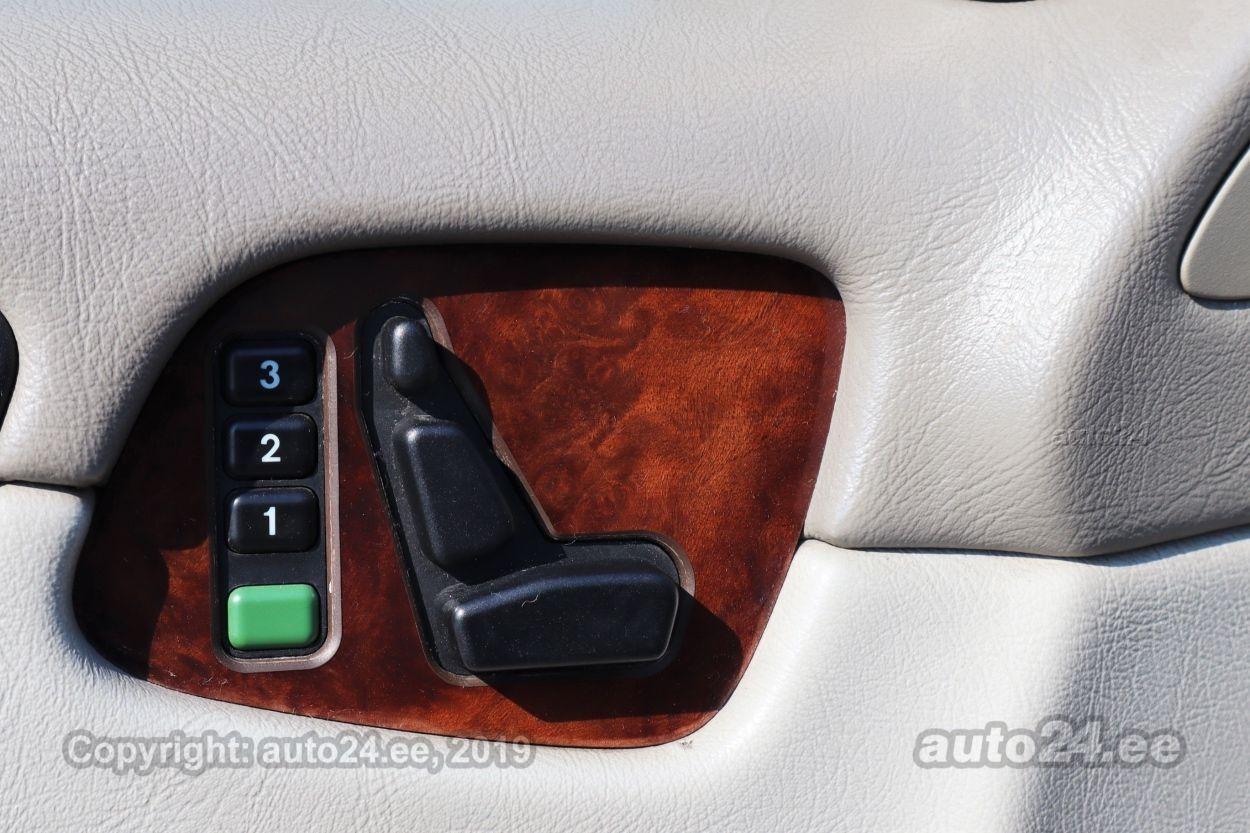 Mercedes-Benz CLK 320 Elegance 3.2 V6 160kW