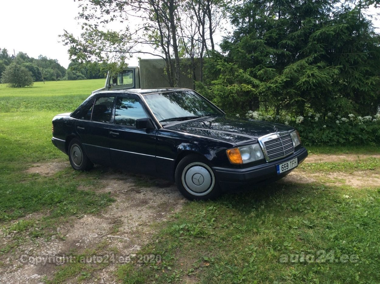 Mercedes-Benz 230 w124 2.3 97kW