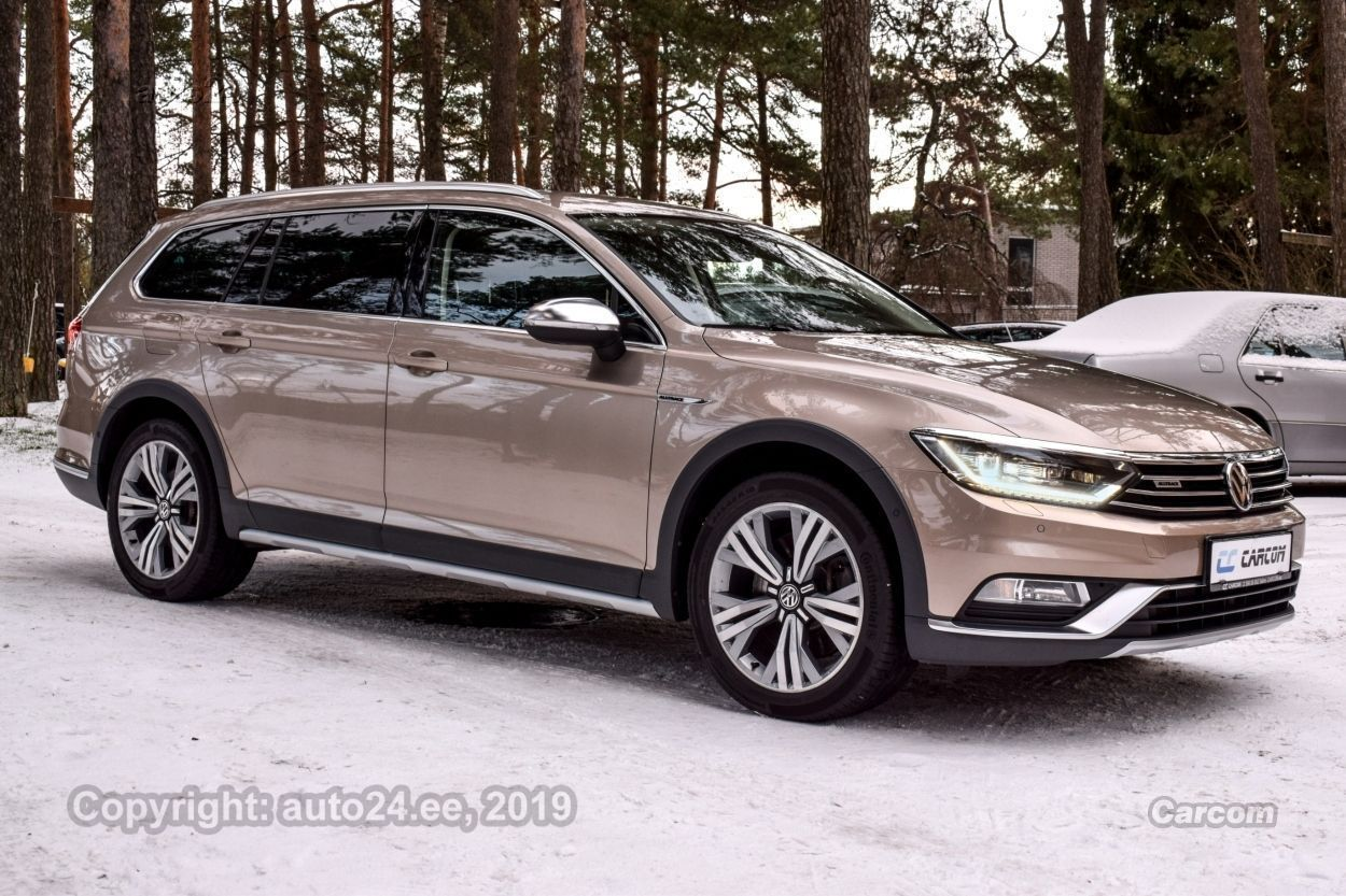 Volkswagen Passat Alltrack 4Motion Safety Winter 2.0 Bi-TDI 176kW