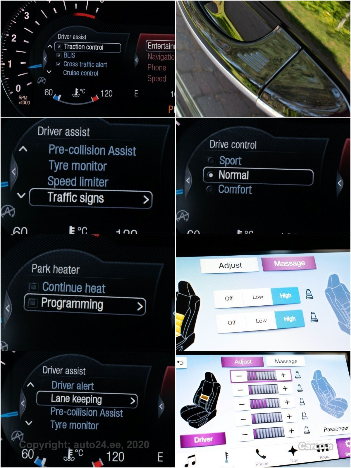 Ford S-MAX Vignale Safety Winter MY 2017 2.0 Bi-TDCi 155kW