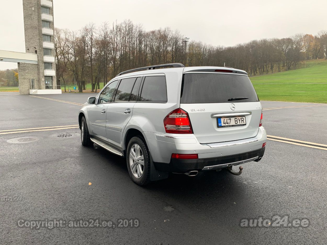 Mercedes-Benz GL 420 full 4.0 Cdi 225kW
