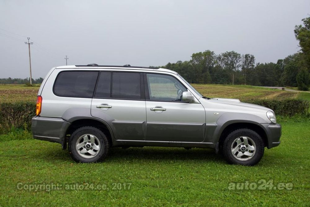 Hyundai Terracan 2.9 R4 110kW