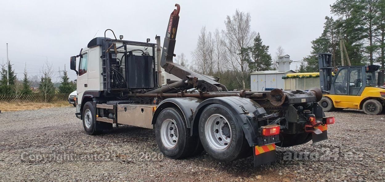 Volvo FM 440 + PULT 324kW