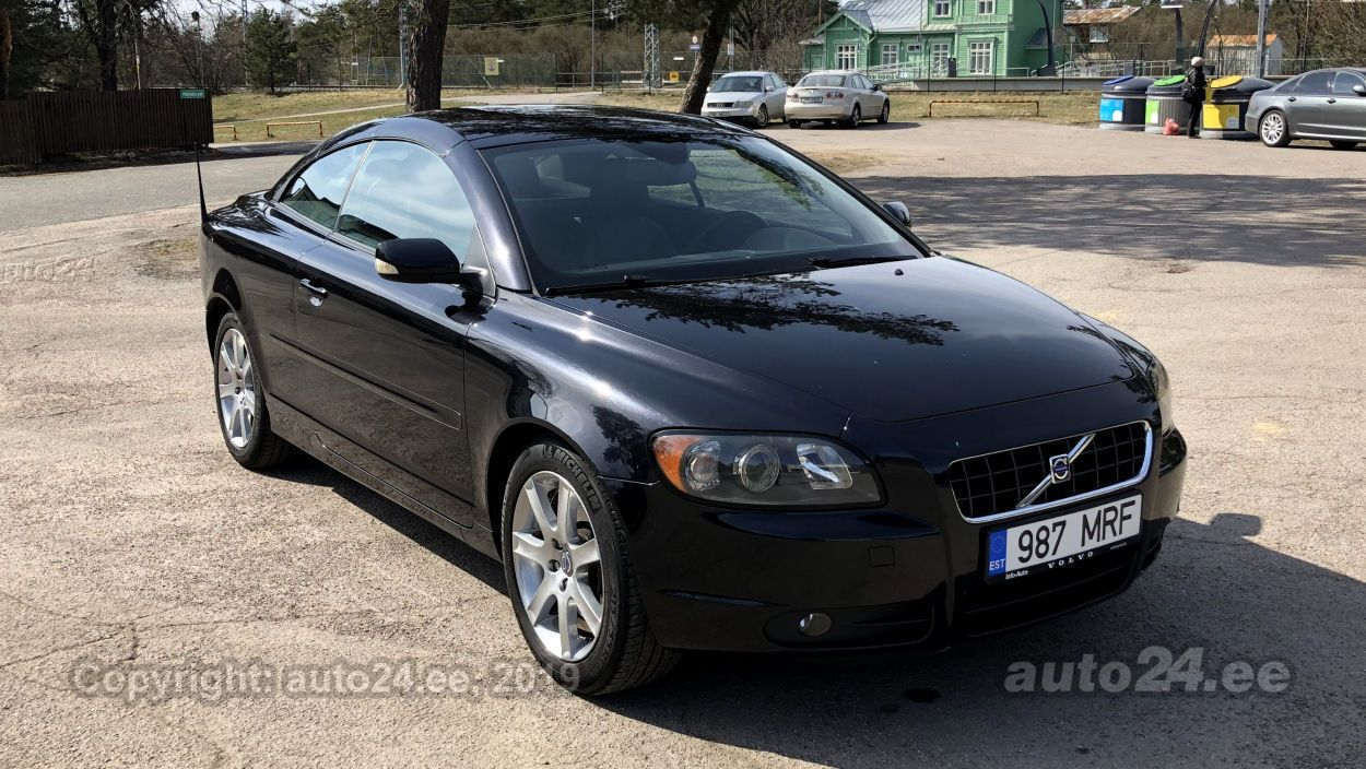 Volvo C70 T5 2.5 Turbo 162kW