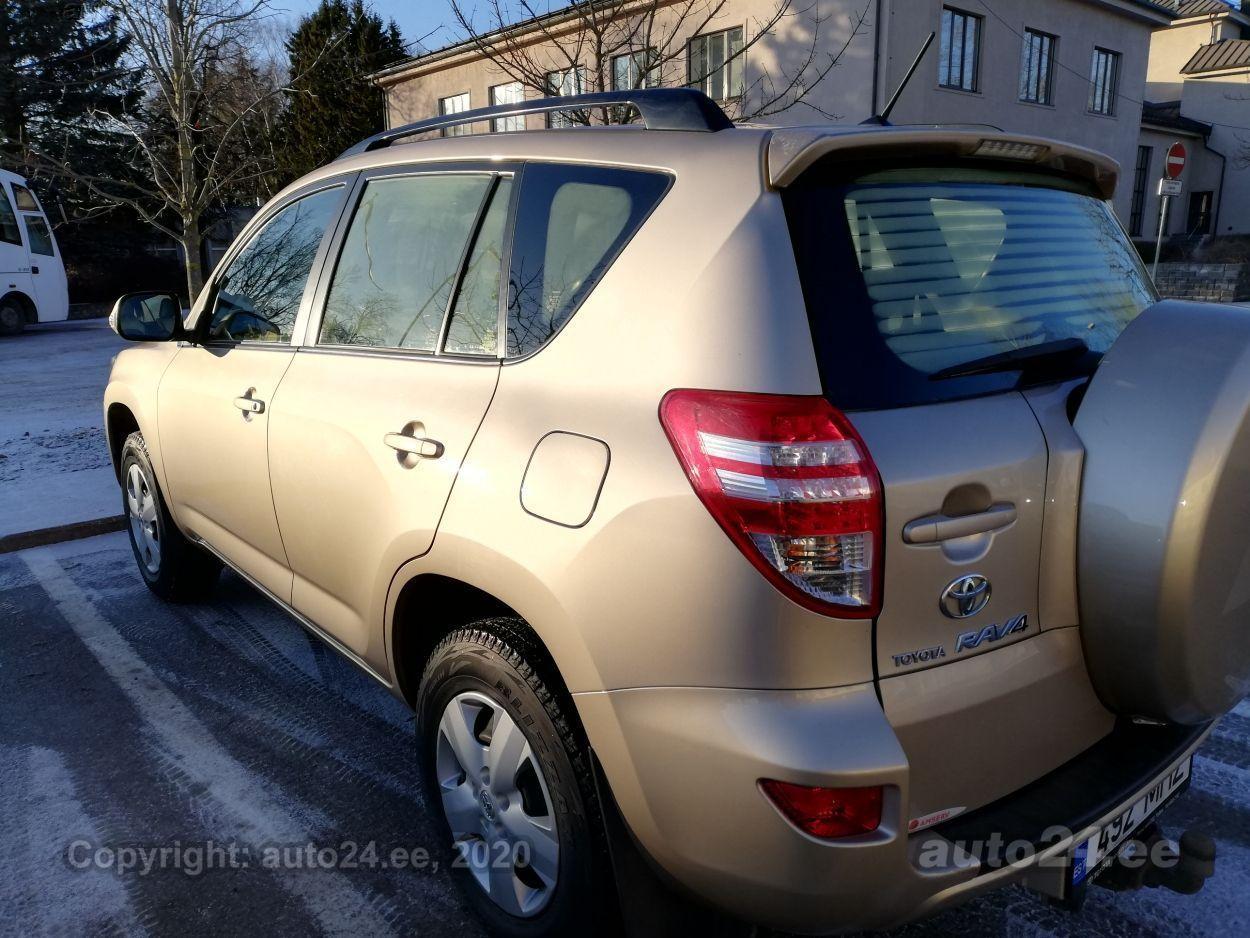 Toyota RAV4 VALVEMATIC STANDARD 2.0 3ZR 116kW