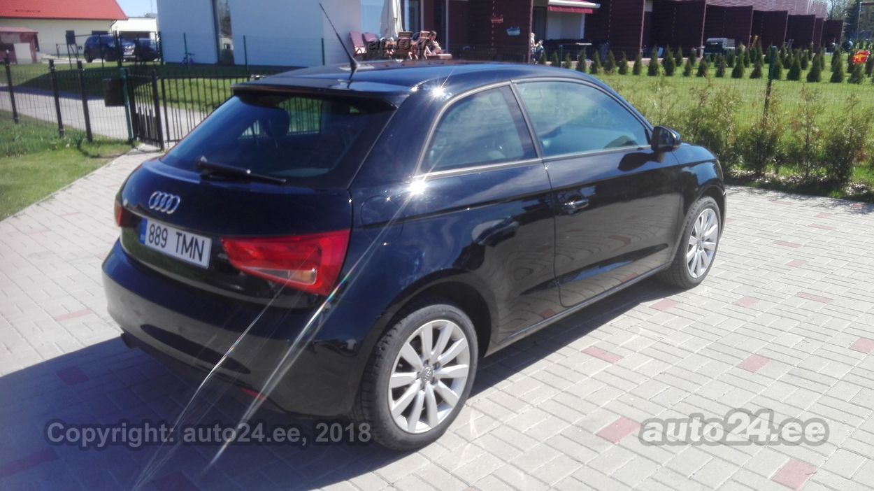 Audi A1 1.2 63kW