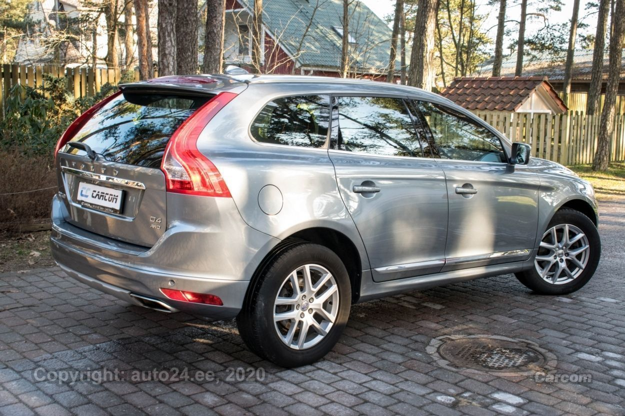 Volvo XC60 AWD Summum INTELLI SAFE PRO MY 2017 2.4 D4 140kW