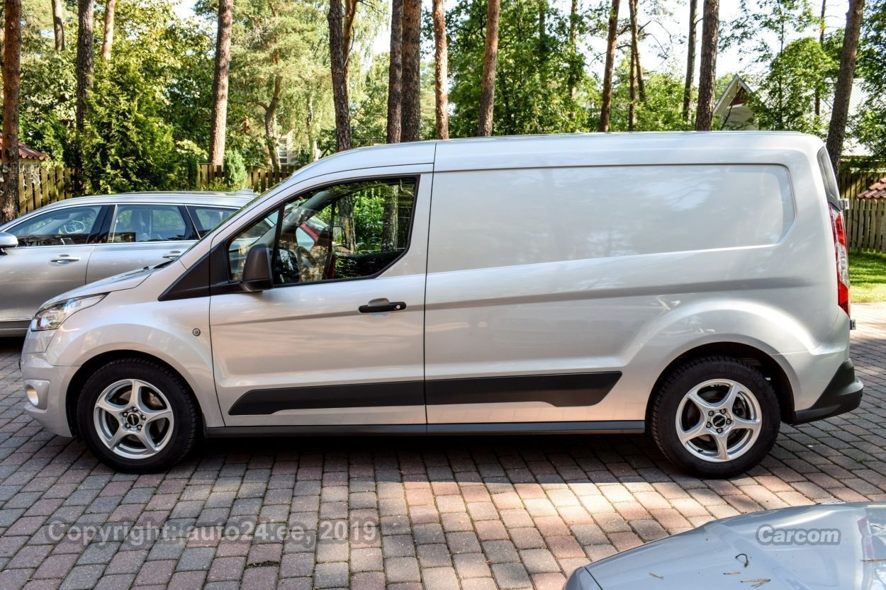 Ford Transit Connect  N1 L2 SERVICE LINE 1.6 TDCI 70kW