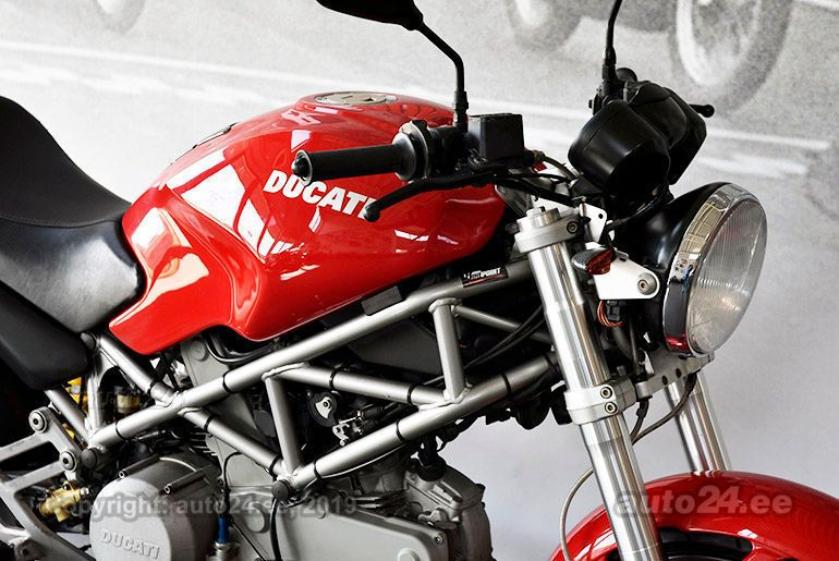 Ducati Monster 620 L2 44kW