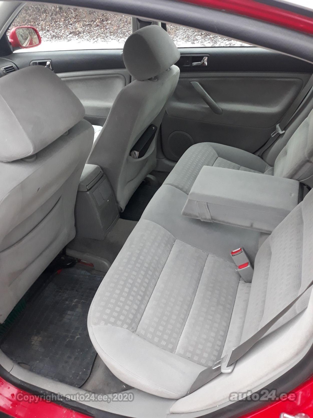 Volkswagen Passat B5.5 Variant 1.9 TDI 74kW