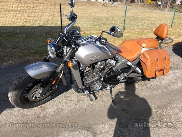 Indian Scout 74 kW 74kW