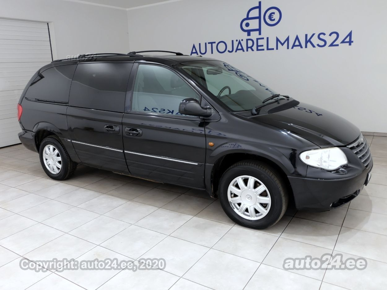 Chrysler Grand Voyager Stow n Go Limited