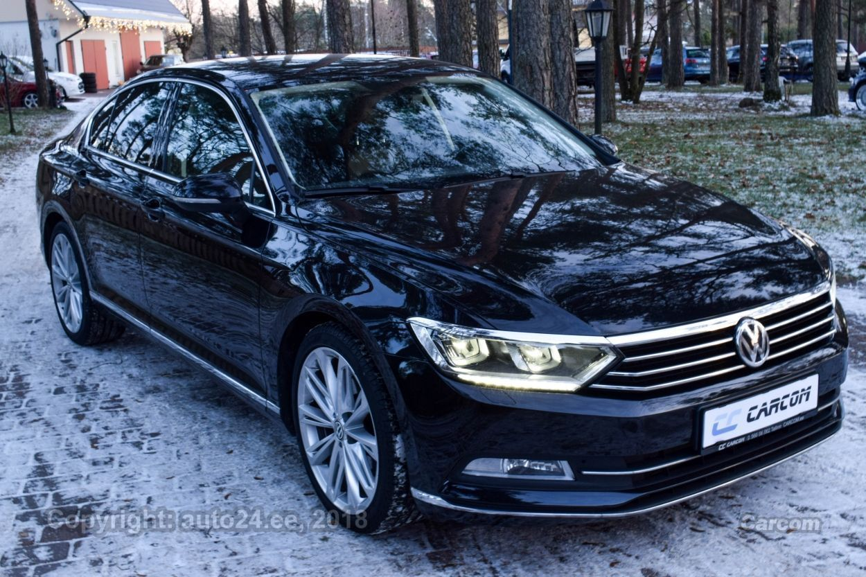 Volkswagen Passat Highline Executive MY2016 2.0 TDI 140kW