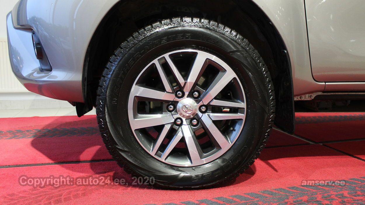 Toyota Hilux Legend 2.4 D-4D 110kW