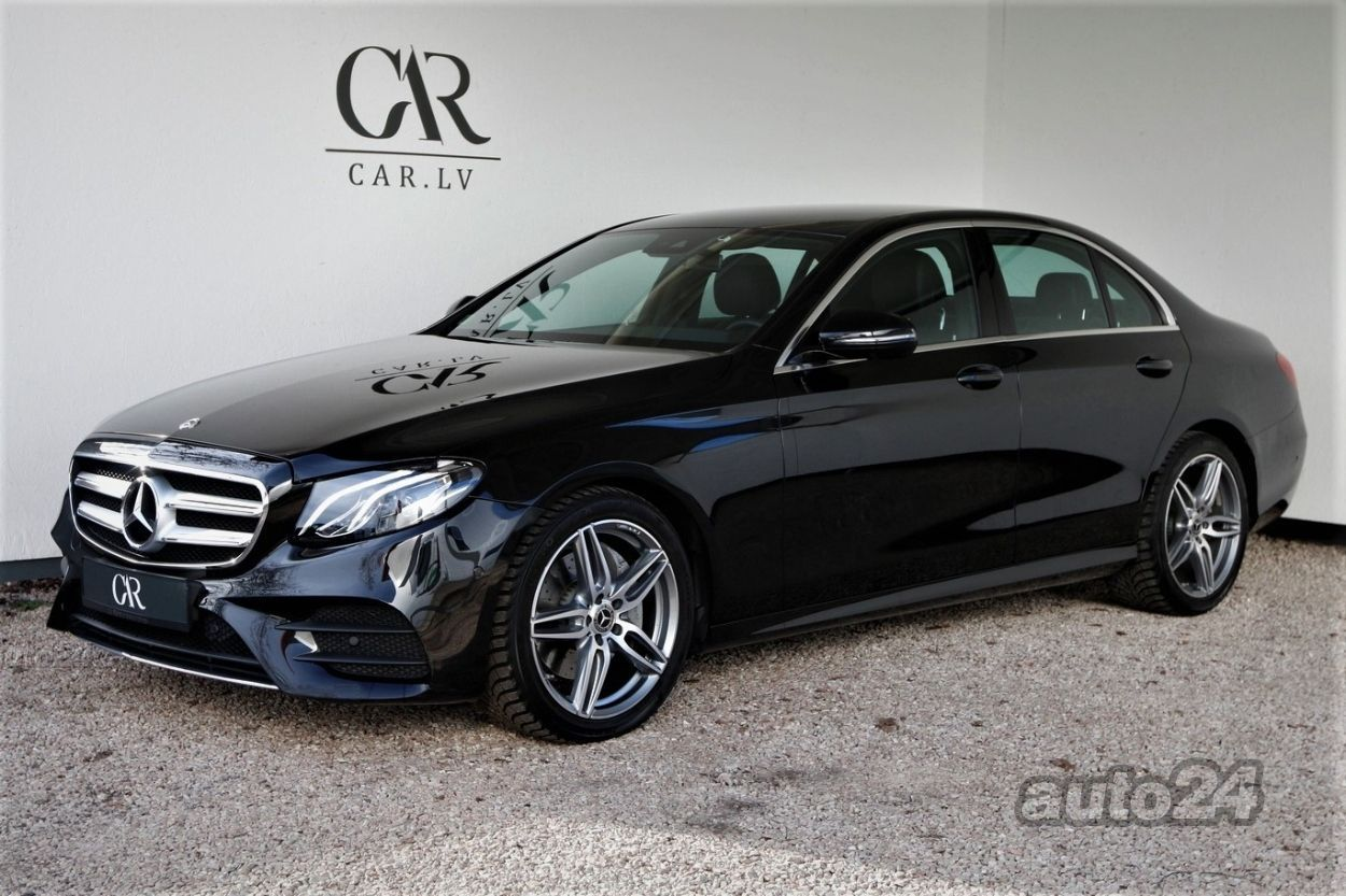 Mercedes-Benz E 220 2.0 143kW