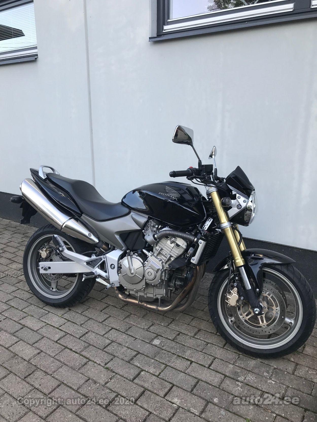 Honda CB 600 Hornet R4 71kW