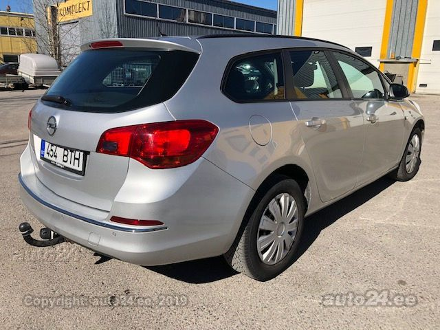 Opel Astra Sports Tourer 1.7 74kW