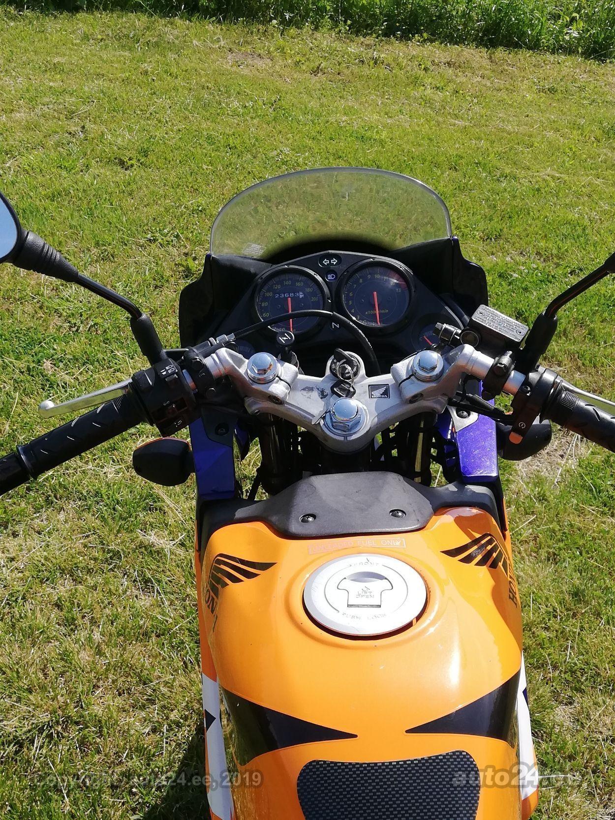 Honda CBR 125 CBR125R 10kW