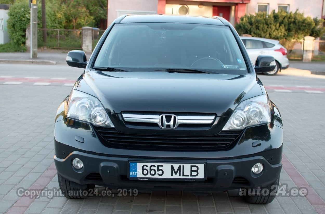 Honda CR-V RE5 2.0 110kW