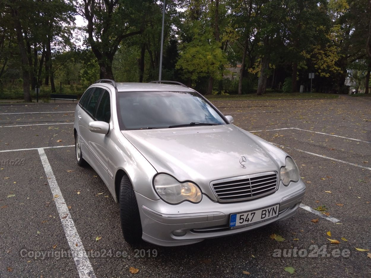 Mercedes-Benz C 270 2.7 125kW