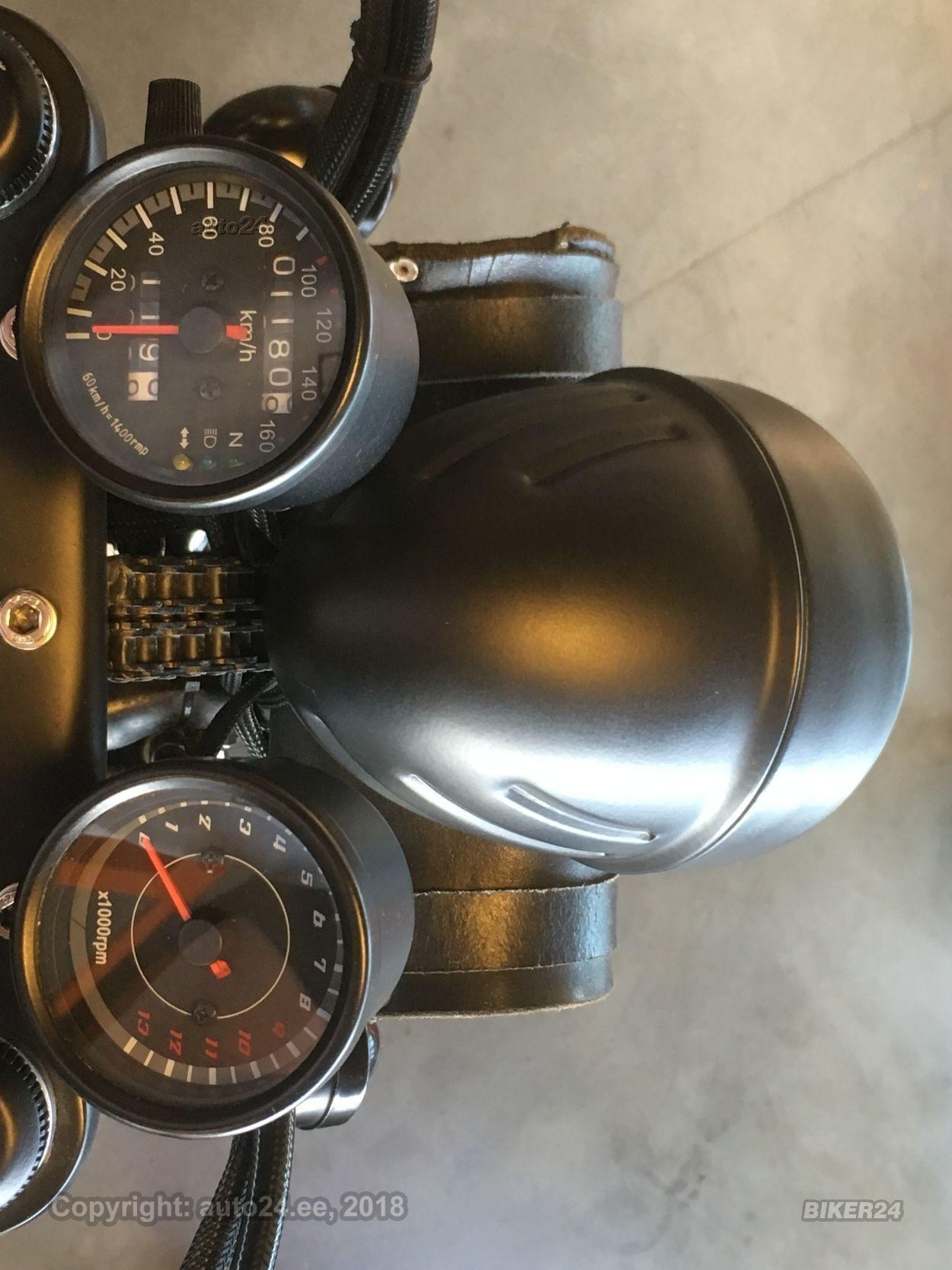 Honda VF 750 C Magna V45 V4 55kW