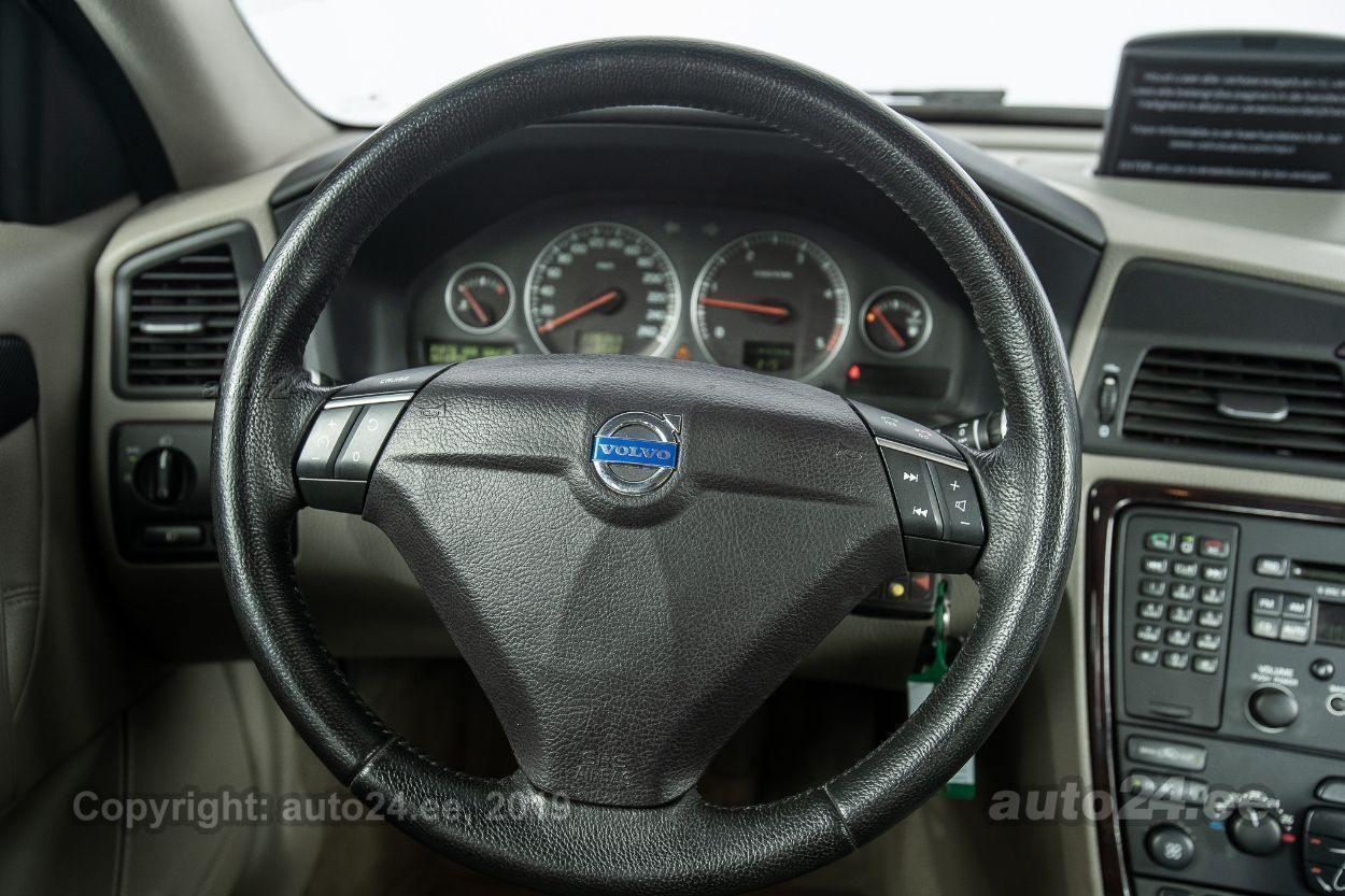 Volvo S60 MOMENTUM 2.4 DIRECT INJECTION 93kW