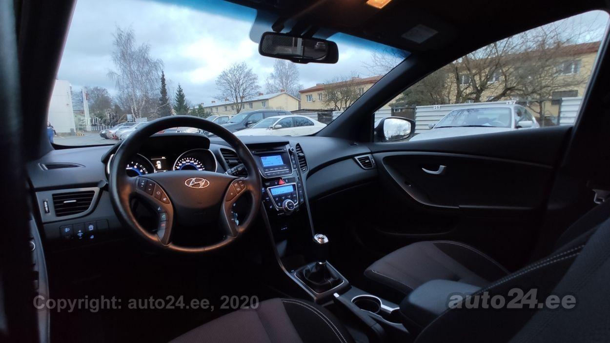Hyundai i30 WAGON 6MT ISG GO 1.6 G4FD 99kW