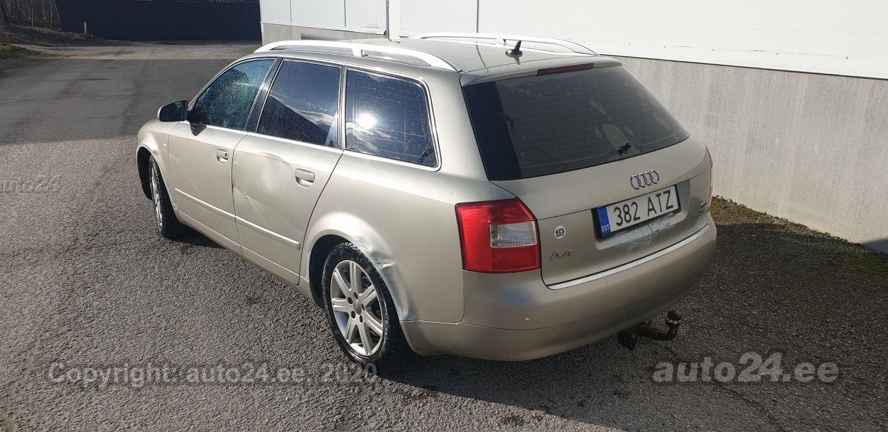 Audi A4 2.5 132kW