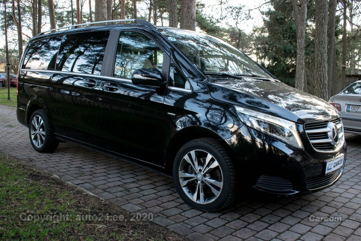 Mercedes-Benz V 250 Avantgarde Assistance Winter Long 8K 2.1 d BlueEfficiency 140kW
