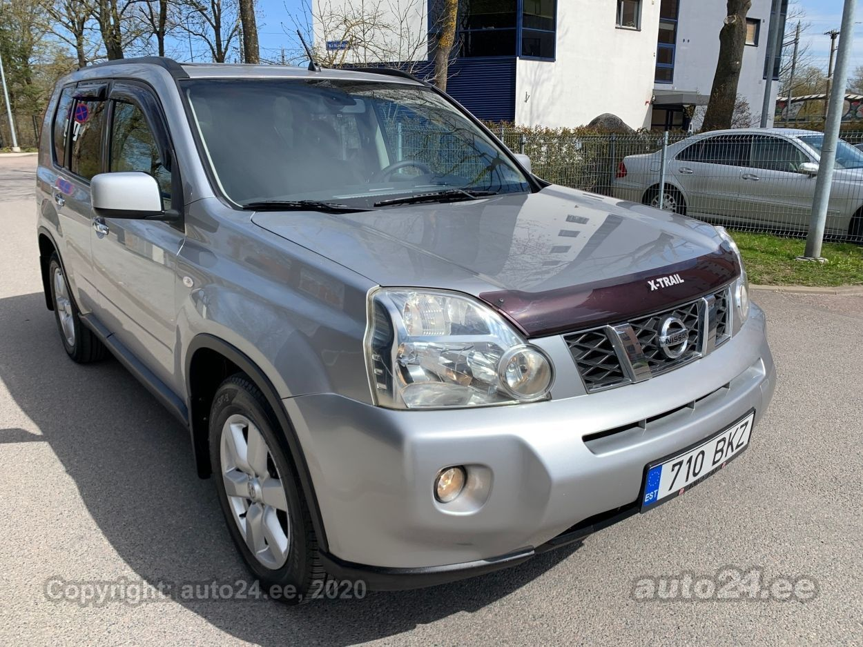 Nissan X-Trail Executive 2.0 110kW