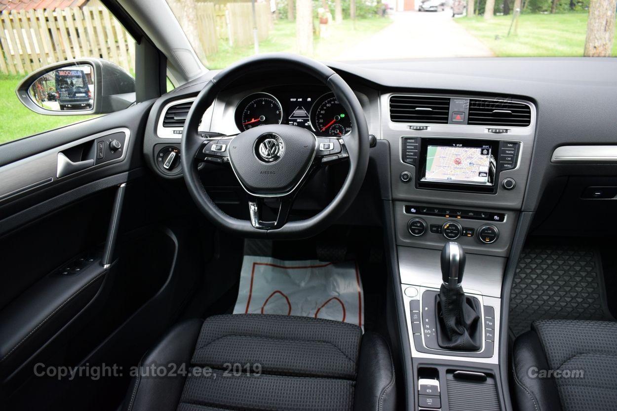 Volkswagen Golf Variant Highline EcoFuel CNG 1.4 TGI 81kW