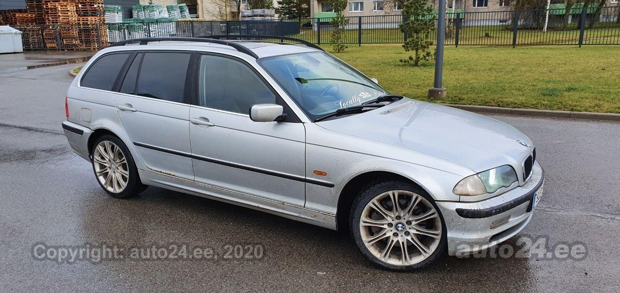 BMW 330 XD 2.9 135kW