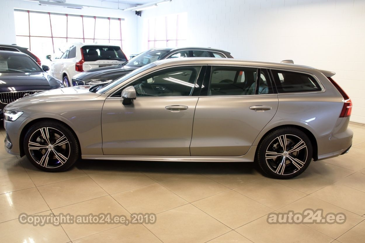 Volvo V60 AWD INSCRIPTION INTELLI SAFE WINTER PRO MY19 2.0 T6 228kW